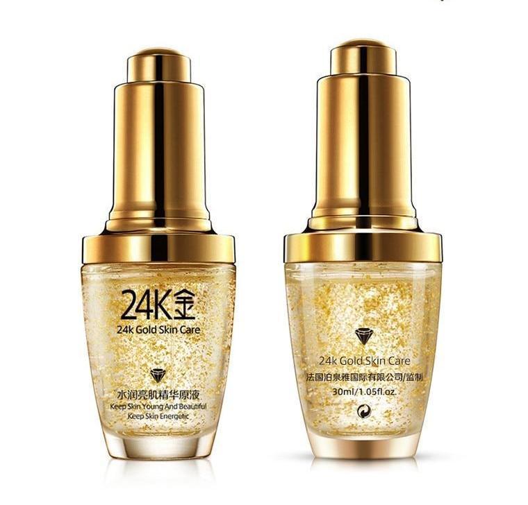 24K Gold Skin Care Cream | 24K Gold Serum