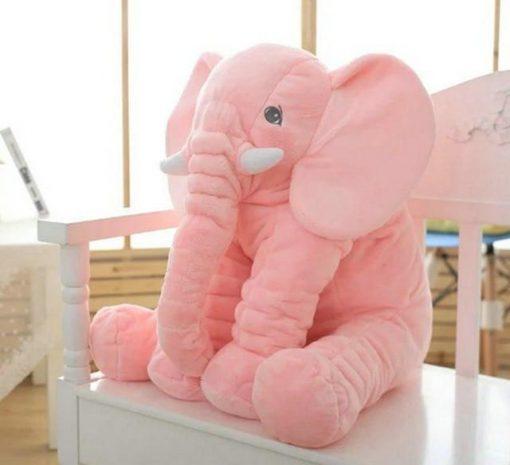 Adorable Elephant Pillow Plush Toy Doll