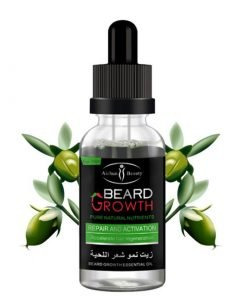 Beard Growing Oil for Men | 100% Natural Beard Growth Oil