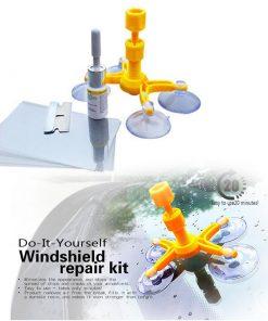 Glass Crack Repair Kit
