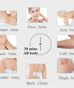 IPL Intense Pulse Light Laser Hair Removal