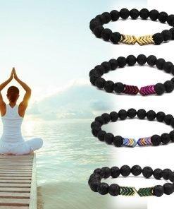 Anti - anxiety Sacred Arrow Bracelet