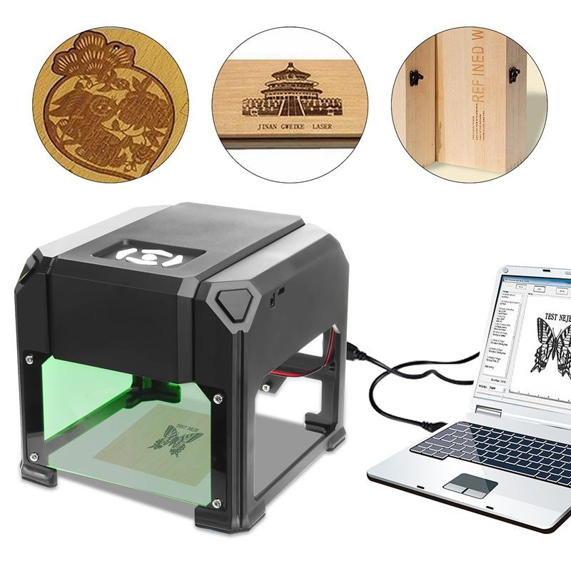 Portable Laser Printer Engraver | Engraving Machine