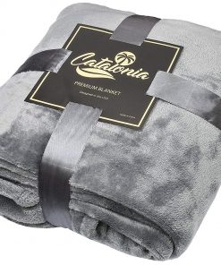 Sleeve Wearable Blanket with Pocket