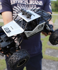Remote Control 4X4 Rock Crawler RC Car