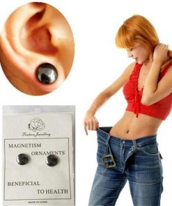 Acupressure Weight Loss Magnet | Magnetic Earrings