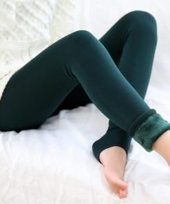 Autumn and Winter Warm Leggings - 6 Colors