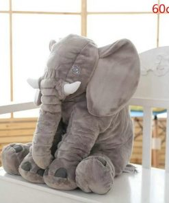 Elephant Pillow Plush Toy Doll | 60cm