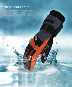 Outdoor USB Electric Heated Gloves