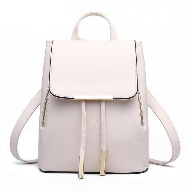 Backpack Purse Leather Shoulder Bag Ladies Travel Bag. Hot Sale!