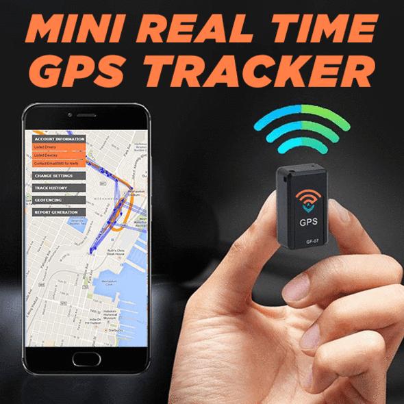Mini Real Time GPS Tracker