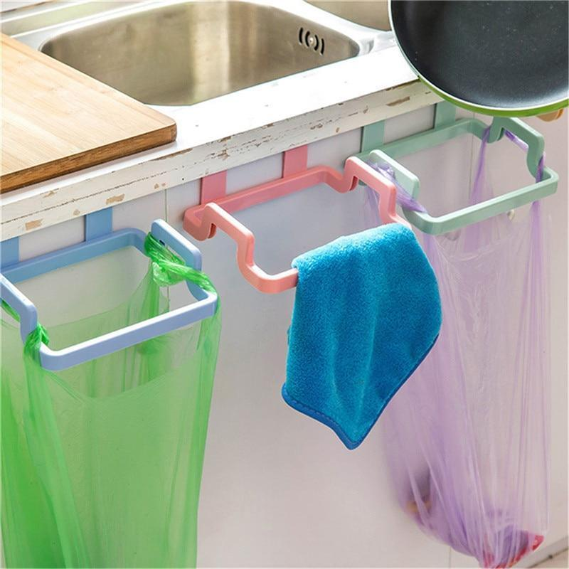 1Pc Trash Bag Organizer