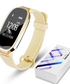 Bluetooth Waterproof S3 Fashion Women Smart Watch