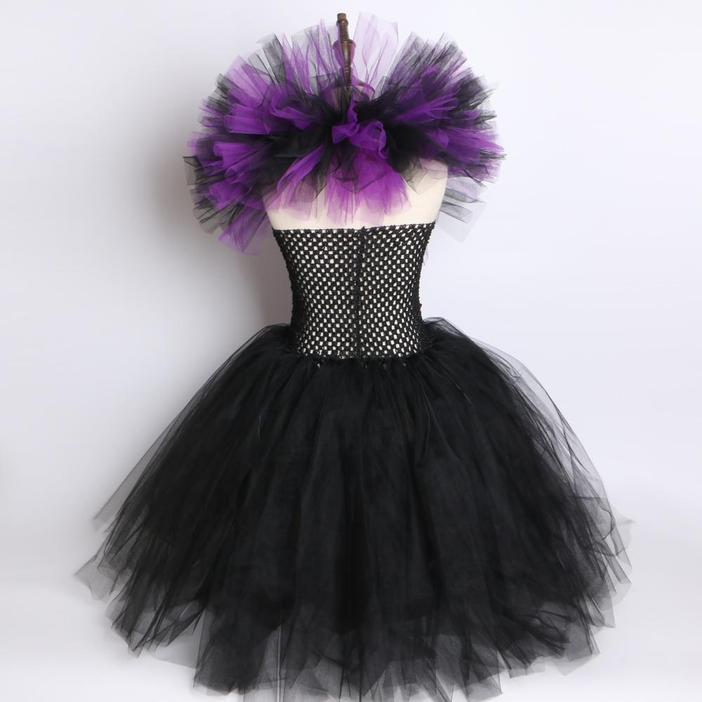 Maleficent Evil Queen Tutu Dress for girl
