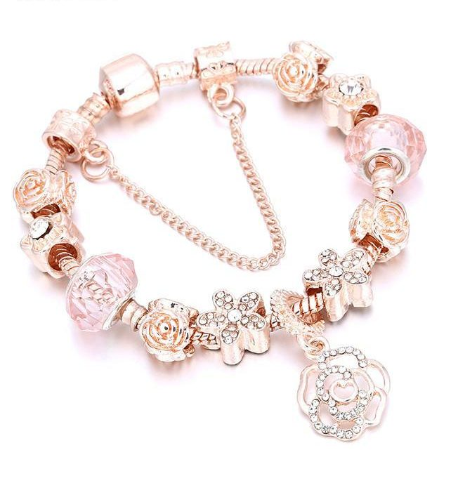 bracelet pandora charme