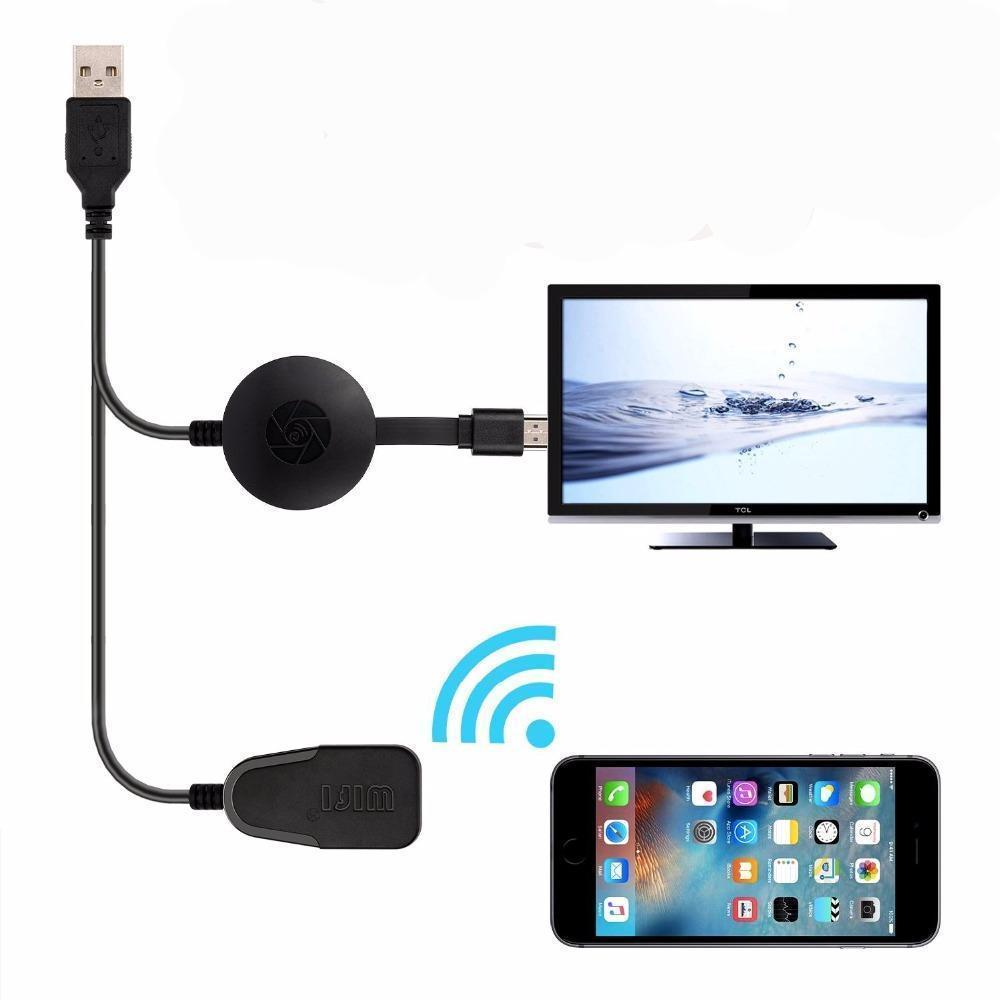 Portable Wireless 1080P  Display  HDMI TV Receiver