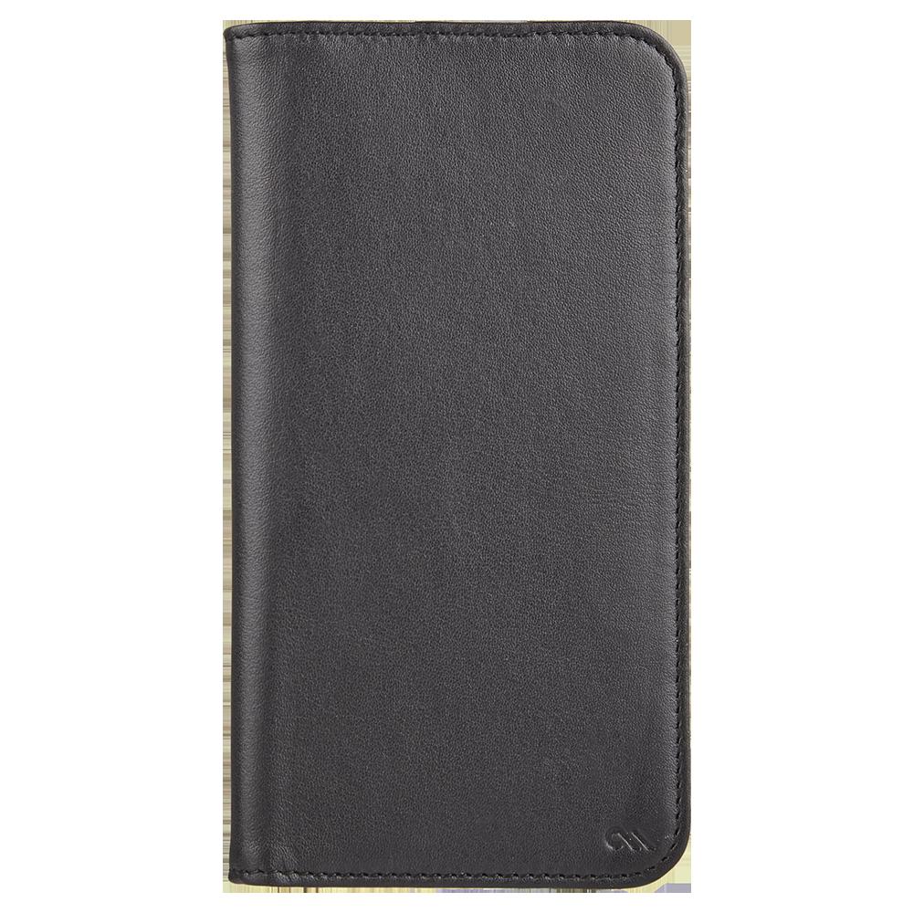 san francisco b66d9 1b2f6 Case Mate ASUS ZenFone V Wallet Folio Handcrafted Genuine Leather Black