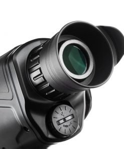 INFRARED NIGHT VISION TELESCOPE MILITARY TACTICAL MONOCULAR POWERFUL HD DIGITAL VISION HIGH QUALITY 5 x 40