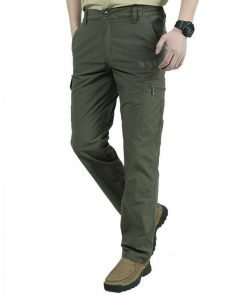 Quick Dry Men's Tactical Cargo Pants