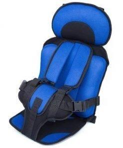 Child Secure Seatbelt Vest - Portable Safety Seat