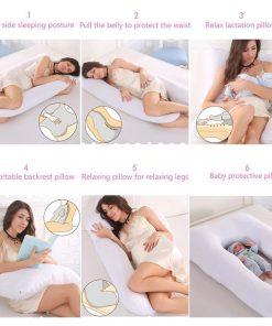 Full Body Pregnancy Pillow