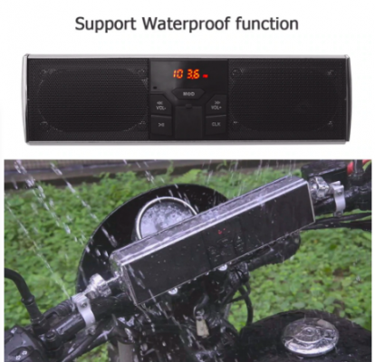 Motorcycle Speakers
