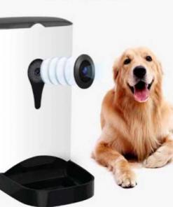 Dog Treat Camera