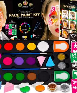 Halloween Makeup Kit