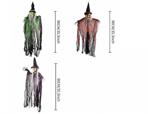 Witch Halloween Decor