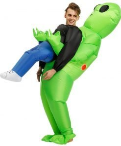 Alien pick me up costume