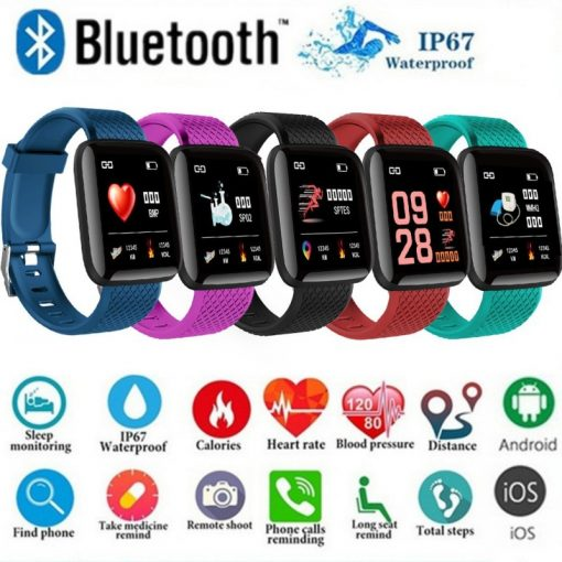 Heart Monitor Watch