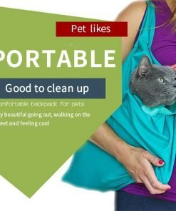 Cat Carrier Pouch: Take them everywhere!