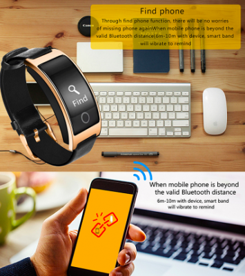 2019 The Best Smart watch - Measure Blood Pressure & Heart Rate in Real-Time