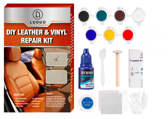 how to repair leather car seats-leather fixer-car leather repair kit