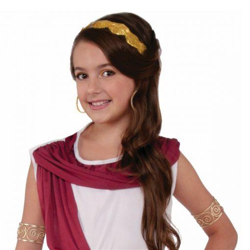 Greek Goddess Costume Girl - girls goddess costume