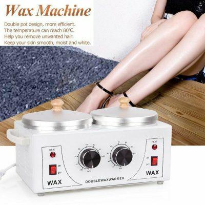Professional Double Wax Warmer