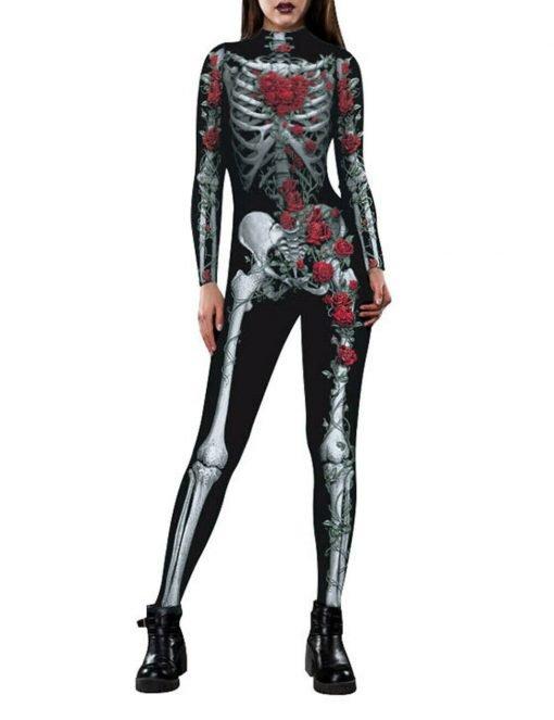Skeleton Bodysuit