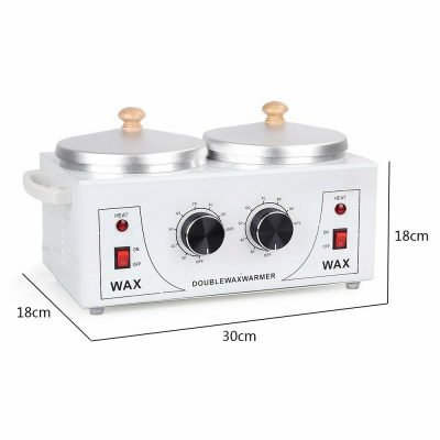Professional Double Wax Warmer