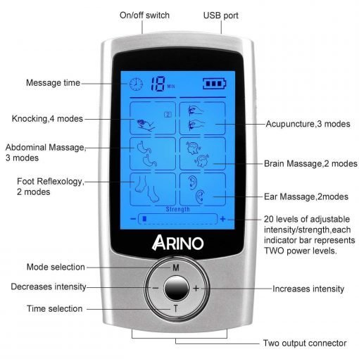Mini Electronic Tens Machine