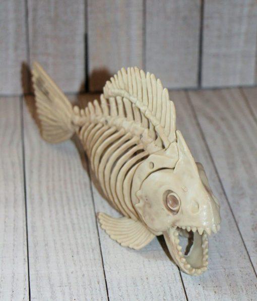 halloween Skeleton Fish