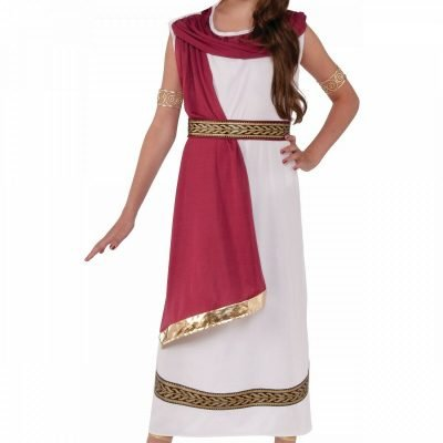 Greek Goddess Costume Girl - girls goddess costume