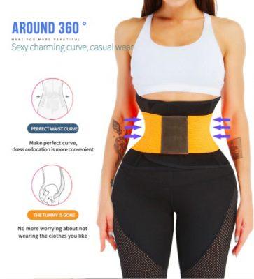 Extreme Waist Cincher Deluxe and Style