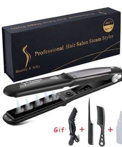 Salon Professional Steam Hair Straightener