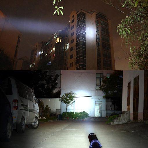 Bat Flashlight
