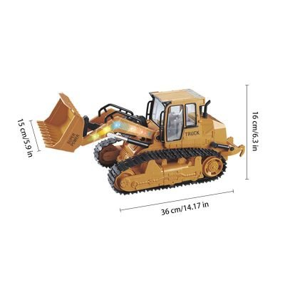 Top Race 15 Channel Full Functional Remote Control Excavator