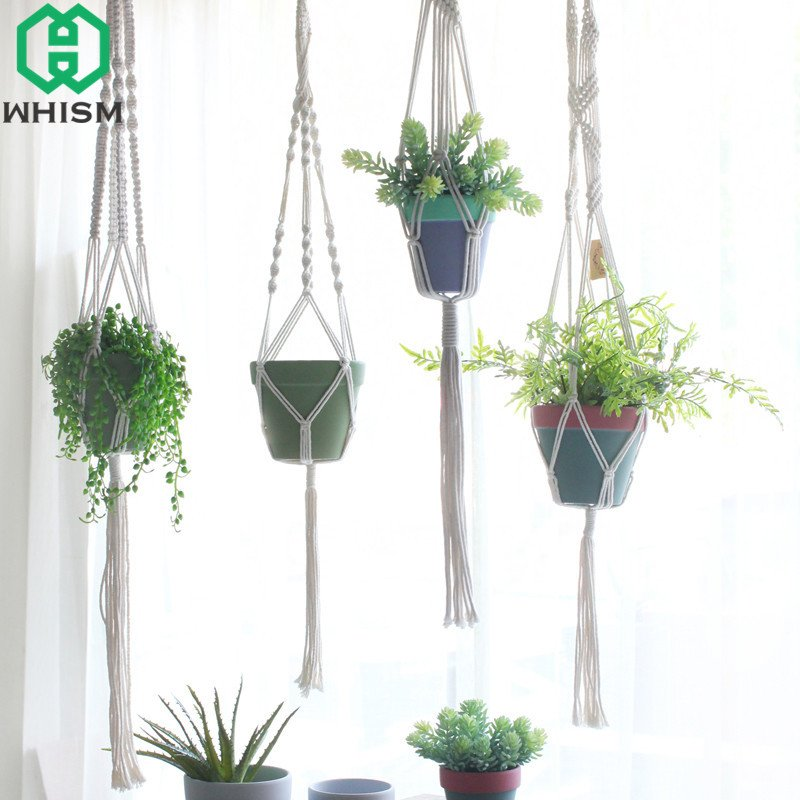 Hanging Basket Flowers Pots