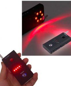 detect hidden cameras and microphones