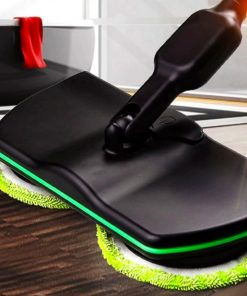 cordless steam mop
