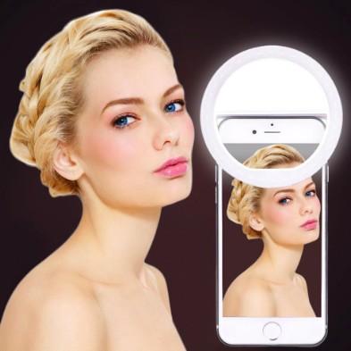 ring light for phone-selfie ring light