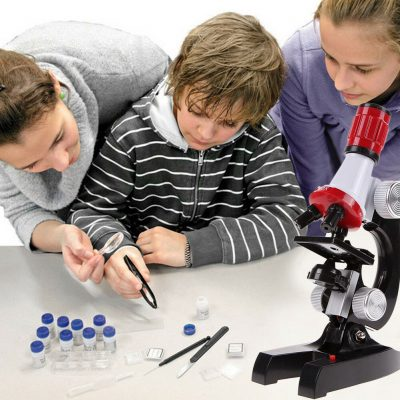 Kids Science Microscope